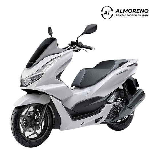 almoreno rental motor jogja murah_gambar Honda PCX 160 cc