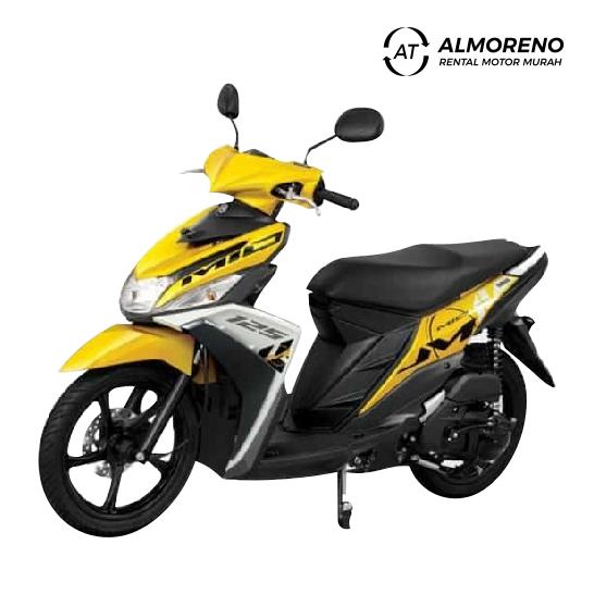 almoreno rental motor jogja murah_gambar motor yamaha MIO M3 125 cc