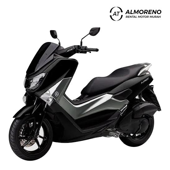 almoreno rental motor jogja murah_gambar Yamaha NMAX 160 cc