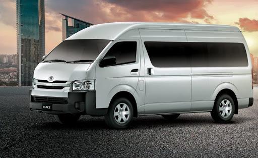 Toyota Hiace, Toyota Cantt Motor