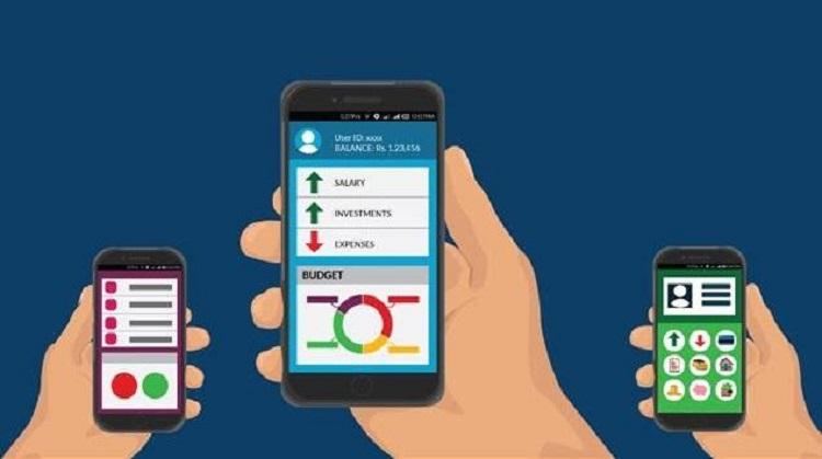 Ilustrasi aplikasi keuangan, Sumber : jurnalapps.co.id